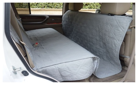 Deluxe Quilted and Padded Car Seat Cover For Pets c5558ec3-89fa-4201-8812-c856a4d975c9