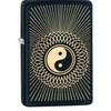 Zippo Yin Yang 2 Pocket Lighter, black Matte 29423