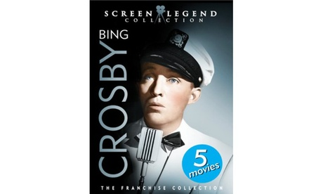 Bing Crosby: Screen Legend Collection 13bbb7b6-3956-40d4-80ea-f284a1c911bc