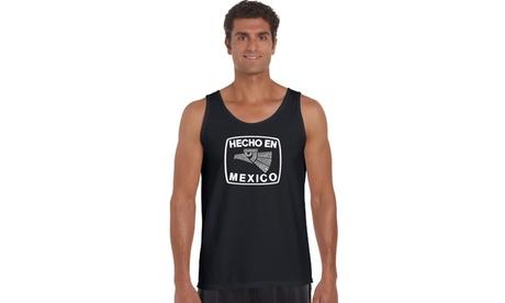 Men's Tanks - Hecho En Mexico c91d7b44-7d58-4e68-957d-e08703b6d008