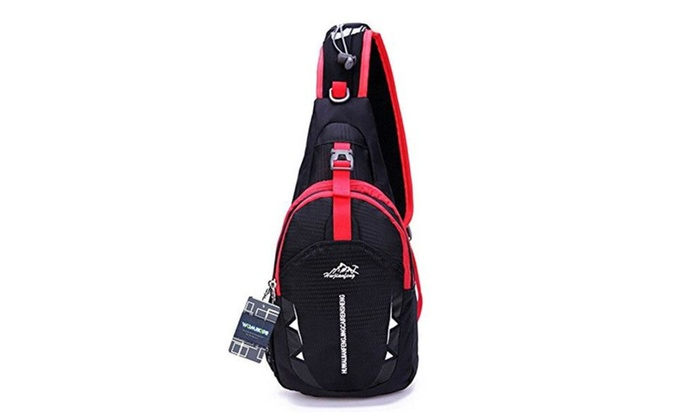 Portable Multi-functional Waterproof Unisex Outdoor Sports Chest Pack