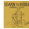 Smithsonian Folkways FW-08359-CCD Learn to Fiddle Country Style
