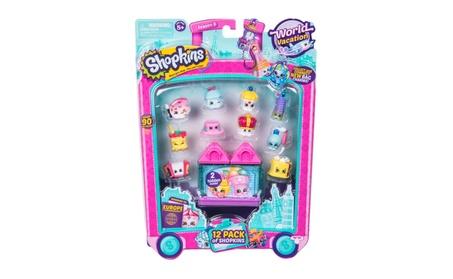 Shopkins World Vacation (Europe) -12 Pack 35d0b486-cbbc-4715-8418-2f4f548bd794