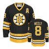 NHL CCM Boston Bruins #8 Cam Neely Black Heroes of Hockey Jersey