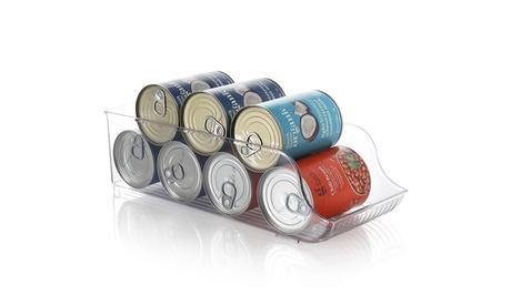 Storagebud Stackable Plastic Food Storage Bins - Food & Kitchen Containers