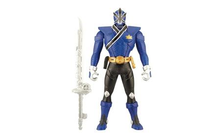 "Power Rangers Samurai Blue 6.5"" Morphin Action Ranger d98436ba-4561-43b5-a2f4-e4265942eb81"