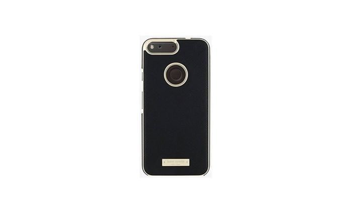new style 07930 fe45e Kate Spade New York Saffiano Black for Google Pixel XL 5.5