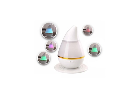 New USB Aroma Diffuser Atomizer Air Humidifier LED Ultrasonic Purifier b92b5f02-da46-4307-92d7-bc5888d1278a