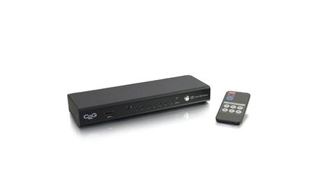 C2G 41501 6-Port HDMI Selector Switch 601daa1b-5541-4a8c-9a5e-4a8d647a508f