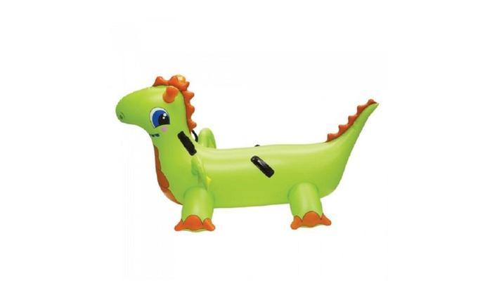 Dinosaur Pool Float Inflatable Image Alternatetext