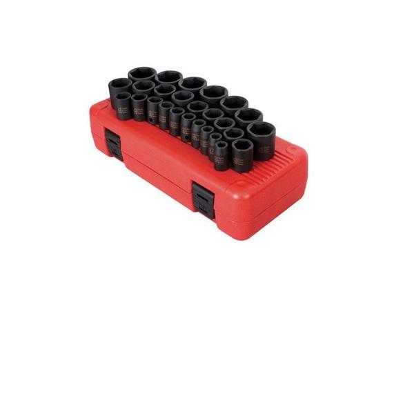 Sunex 235m 1//2-Inch Drive 35-mm Impact Socket