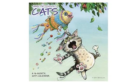 Gary Patterson's Cats Wall Calendar (2017) 4736e1d9-5afa-4f7c-9d88-4cc90d386e58