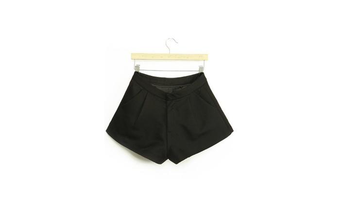 Women's Casual Wide Leg Short - JPWS511-JPWS512-JPWS513