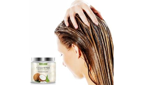 Pure Original Restorative Coconut Oil Hair Mask for Damaged & Dry Hair