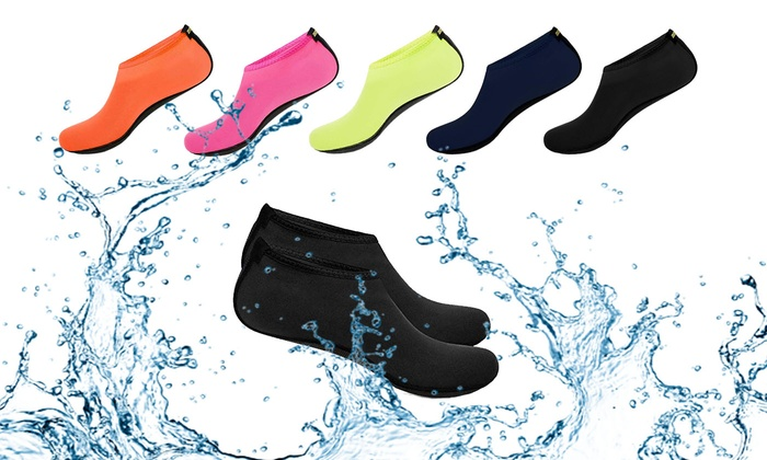 d924184f412c16 Up To 63% Off on Barefoot Quick-Dry Skin Water...