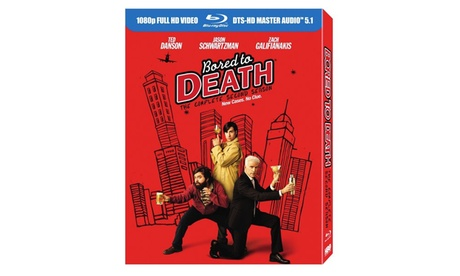 Bored To Death: The Complete Second Season (Blu-ray) 90f4a777-74fd-432c-84cd-bb7ec884559f