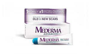 Mederma Advanced Scar Gel - 1x Daily, 0.7 oz