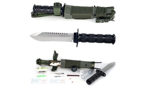 Anchored Eagle Survival Knife...