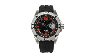 Weil & Harburg Leade Swiss GMT Men's Watch