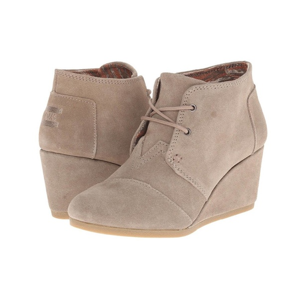 eb42abae062 Toms Washed Camo Canvas Women s Desert Wedge 10000456 Shoes