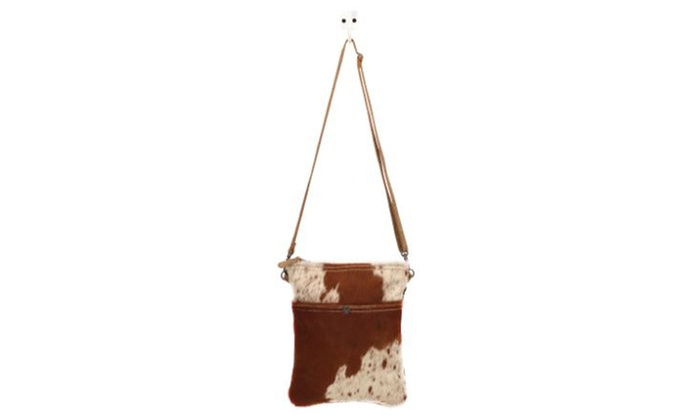 Myra Bag White Cocoa Upcycled Canvas Cowhide Crossbody Bag S 1425 Groupon I filled it as much as i. myra bag white cocoa upcycled canvas cowhide crossbody bag s 1425