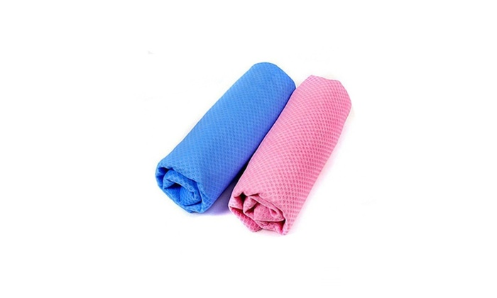 Buy 1 Get 1 Free Cool Air XTreme Instant Cooling Towel