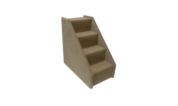 Amazing Mini 4 Step Value Line Dog Steps Dailytribune Chair Design For Home Dailytribuneorg