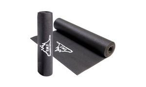 Black Mountain Eco Friendly Yoga Exercise Mat