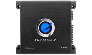 New Planet Audio Anarchy 1200 Watt 4 Channel Car Amplifier Amp