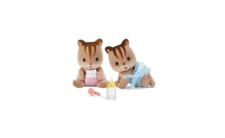 Calico Critters Hazelnut Chipmunk Twins 51094d4e-e929-4499-b73f-abcede964995