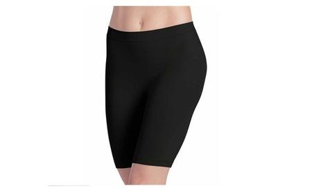 Jockey Ladies Skimmies Slip-Short Smooth Lightweight Mid-Length,2 Pack 5b76883f-4026-46f5-a9c6-52870f0b7482