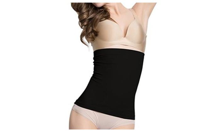 Premium Insta Waist Slimming Trimming Sweat Back Support Belt