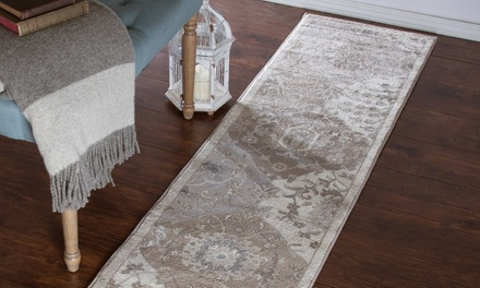 Closeout: Lavish Home Area Rug 1'8