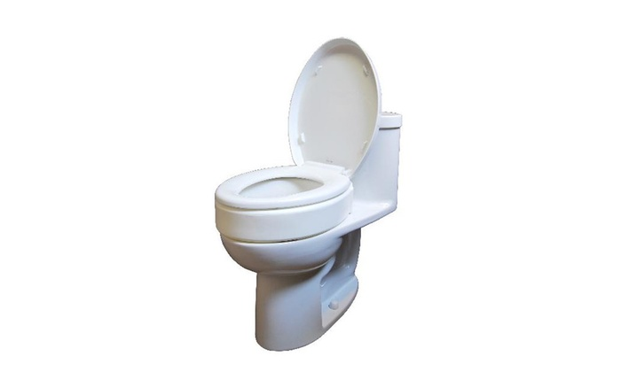Excellent Toilet Seat Riser Elongated Spiritservingveterans Wood Chair Design Ideas Spiritservingveteransorg