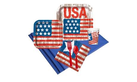Vintage Patriotic Flag 16 Guest Party Pack c1e3ce2f-8b84-41b8-9fb9-0b1f3d735a4e