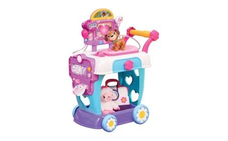 Disney Doc McStuffins Hospital Care Cart 04623309-3830-421e-9312-7b5e147574c7