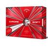 Callaway Chrome Soft 18 Golf Ball  12 Pack