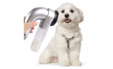 Pets Hair Clippers Vacuum Removal Fur Suction Grooming Device Dogs b2d6680b-15d6-47bc-9c82-5d1804c9d8fc