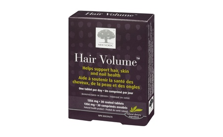 New Nordic Hair Volume, 30 Count 39183547-eaeb-4196-8637-8162876d2b3b
