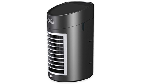 New Indoor Portable Evaporative Cooler with Fan Personal Air Conditioner df1224f5-9398-4773-8286-e24046fd6288