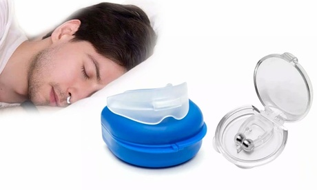 Anti Snoring Device Sleep Aids Snore Stopper Snore Reducing Kit Nose Clip Device