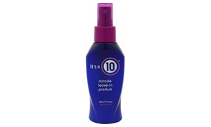 It's A 10 Miracle Leave-In Hair-Styling Product