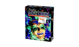 Murder at Mardi Gras Mystery Party Game