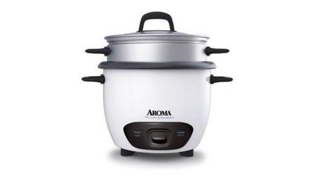 Aroma Arc-743-1ng Rice Cooker, 6 Cup ea297730-1315-4ade-b6b0-231b334094fd