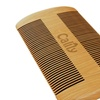 Calily Handcrafted Pocket Size Sandalwood Mustache Beard Comb for Men