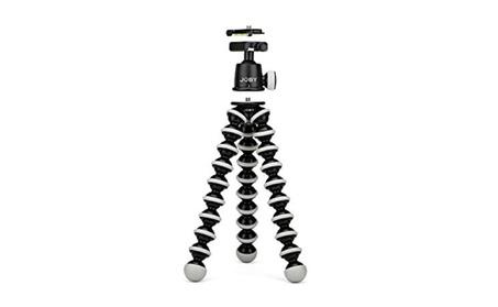 JOBY GorillaPod SLR Zoom. Flexible Tripod with Ballhead Bundle 21af9797-7dc6-4ed4-a70e-e98738b9c2b5