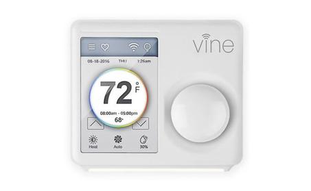 Smart WiFi Wireless Thermostat 0fb31708-4a6a-4297-a21a-f148f934f69c