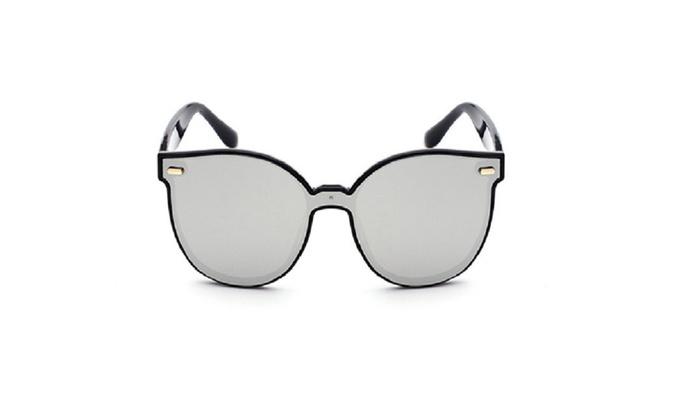 Fashion Polarized Retro Rivets Unisex Sunglasses for Driving UV400
