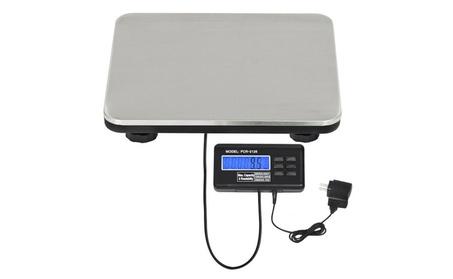 440lbs Digital Floor Bench Postal Scale Platform W/ LCD Display 28f5799e-9b05-4b15-8ae0-19f70b6ad4de