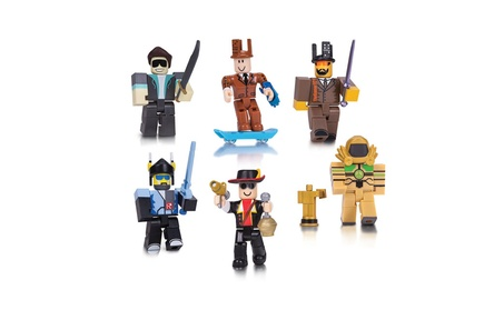 ROBLOX Legends (6 Pack) Action Figures 4ae75ce0-ef51-4719-b22c-6d21f1bfbb3b